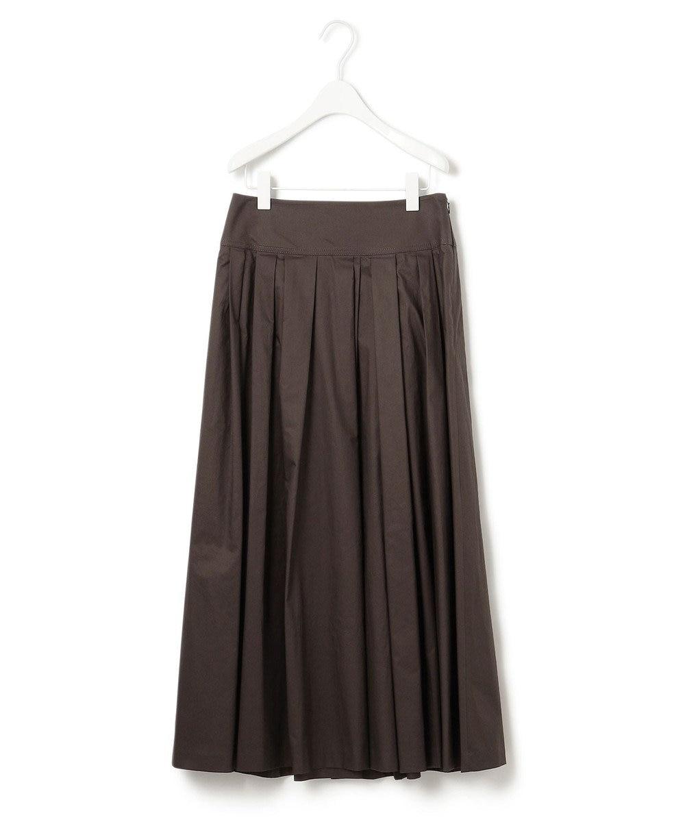ICB 【マガジン掲載】 Sundial スカート(番号CH28) ダークブラウン系