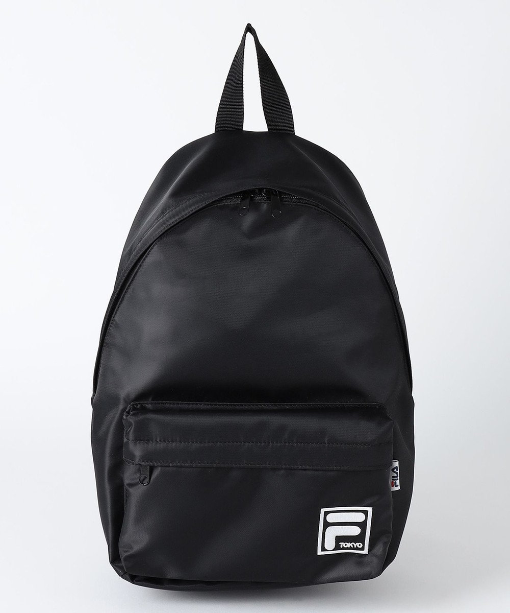 組曲 【FILA別注】バッグパック ブラック系