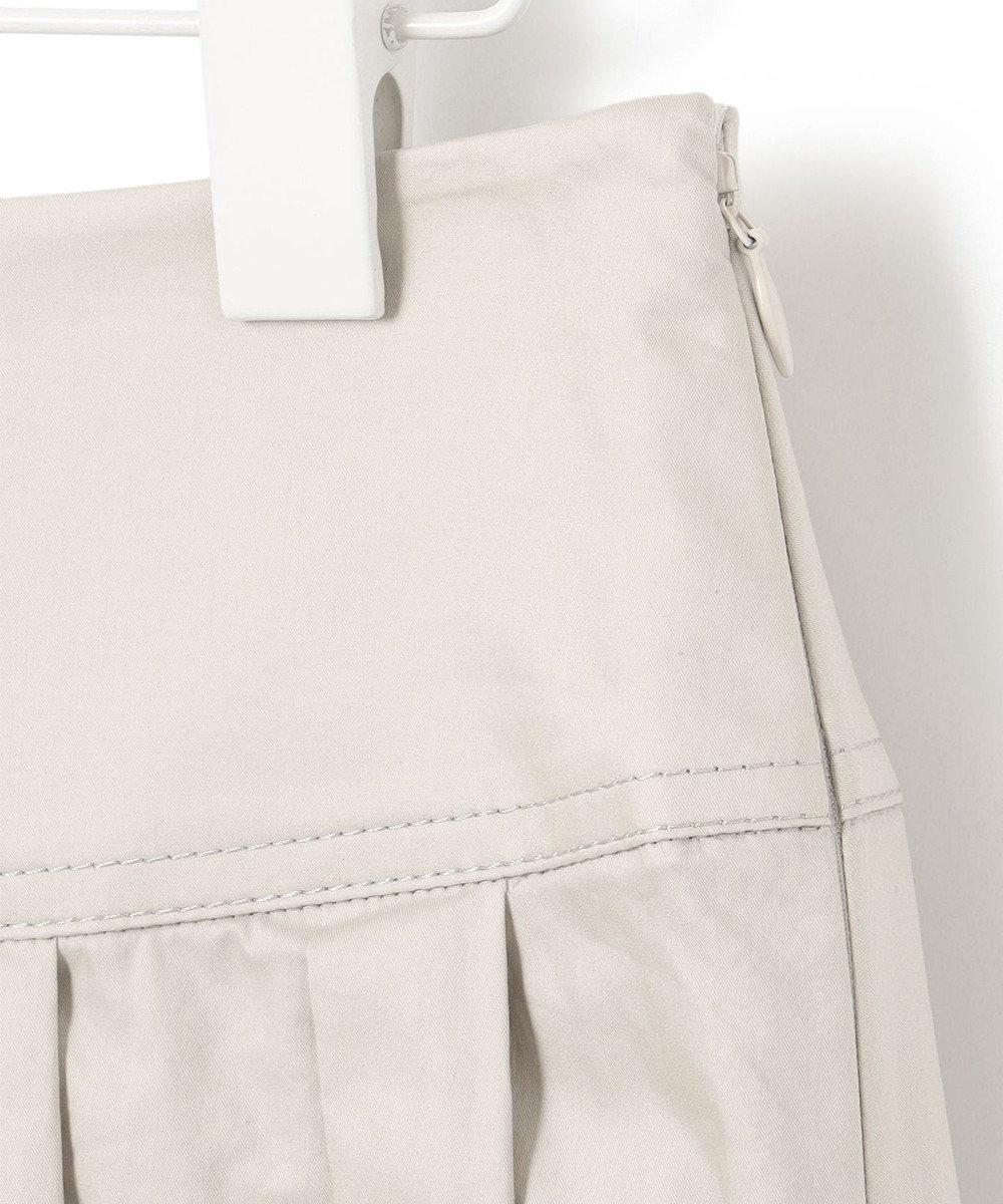 ICB 【マガジン掲載】 Sundial スカート(番号CH28) ライトベージュ系