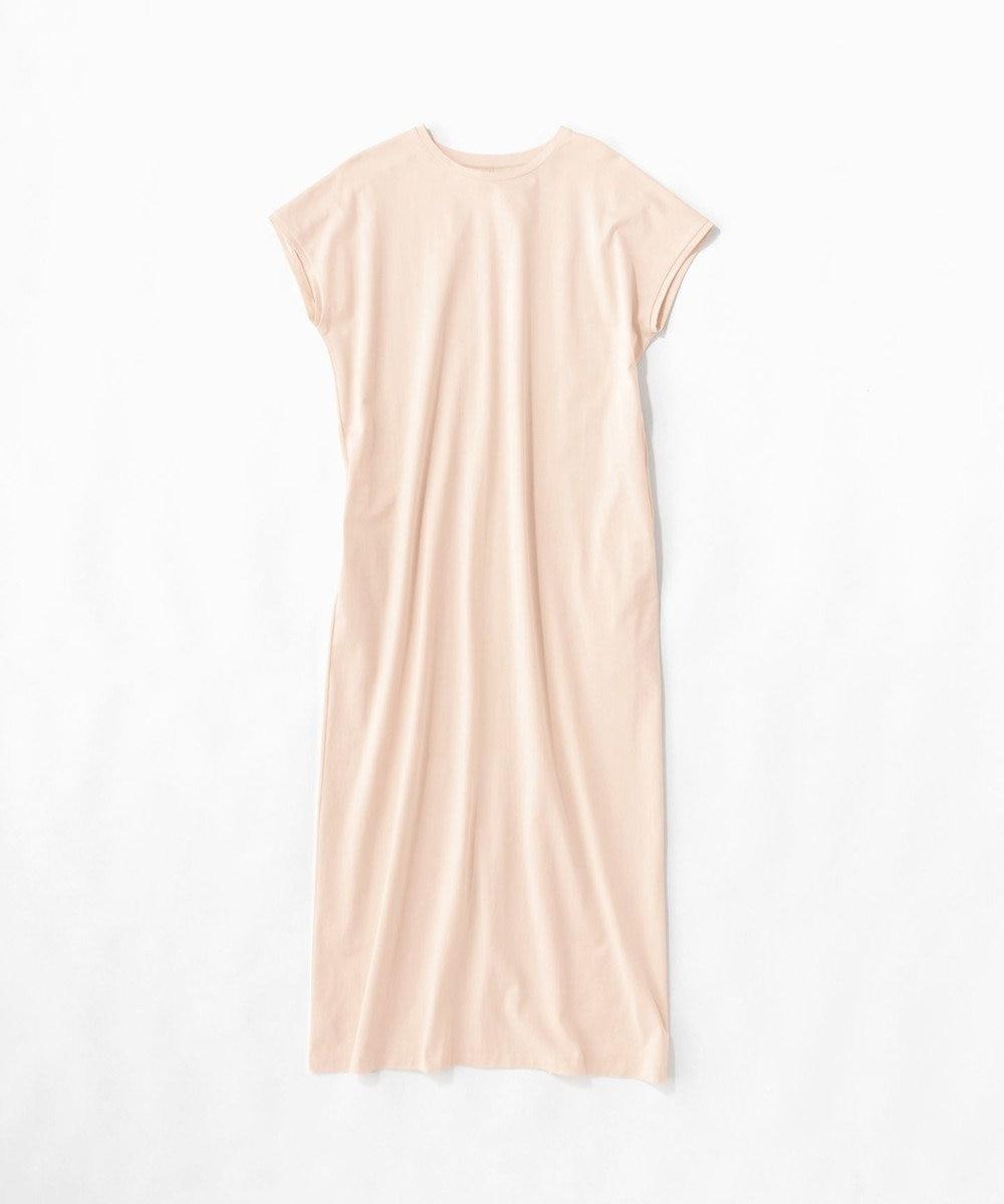 ONWARD Design Diversity 【ONWARD DD】オーガニックコットン Tドレス ピンク系