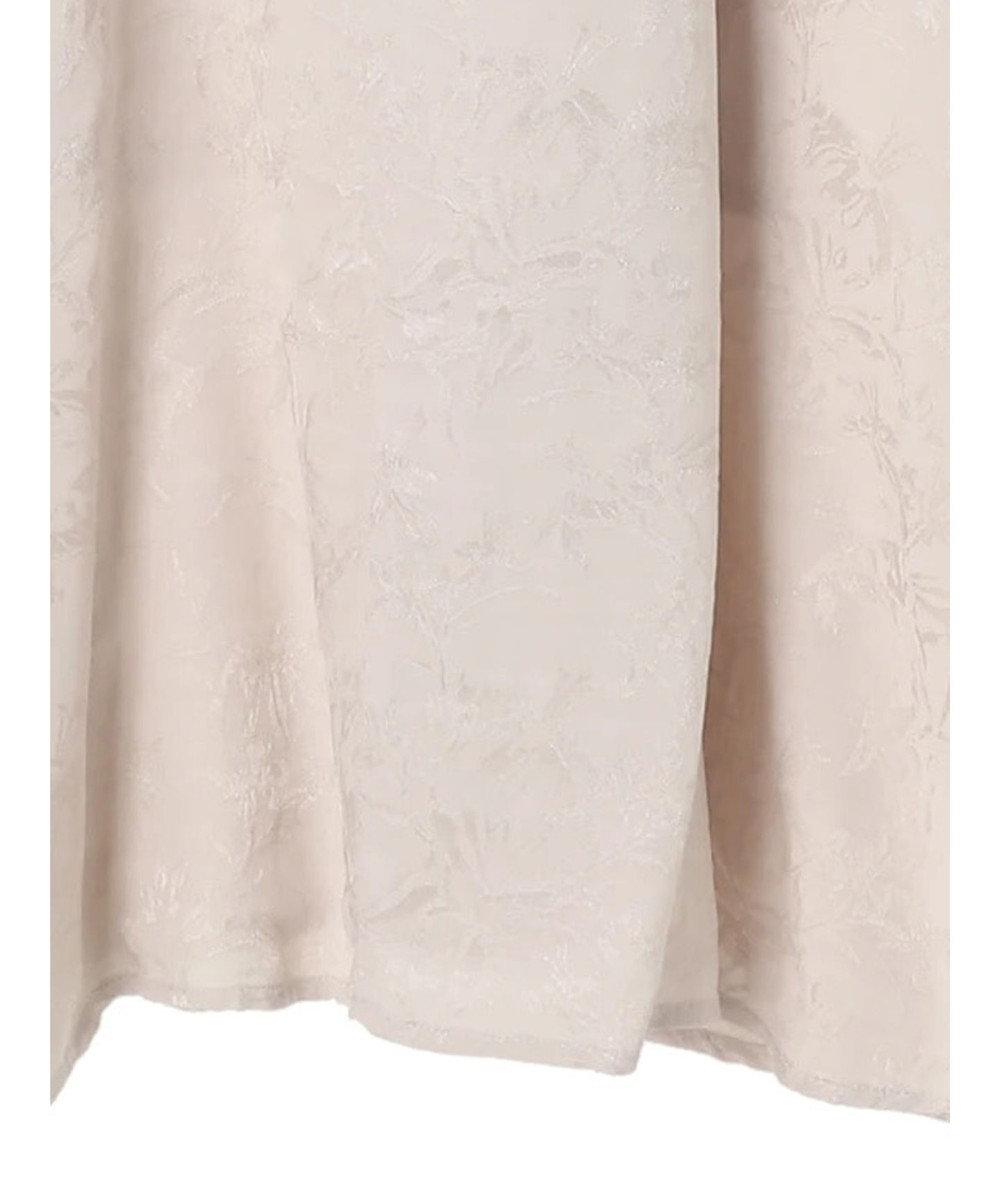 koe ・ジャガードキャミワンピース Ivory