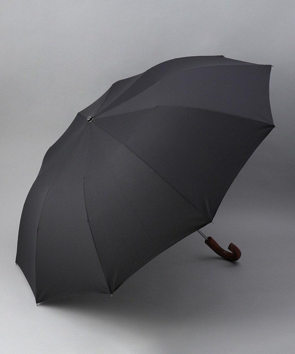 GOTAIRIKU 【FOX UMBRELLAS】折り畳み傘 ブラック系