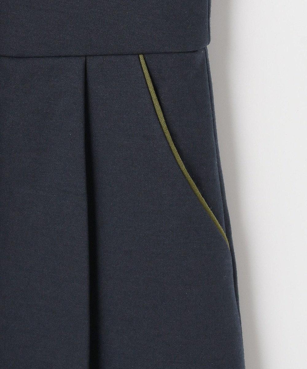 Bouquet 【100-125cm】ジャージ ジャンパースカート ネイビー系