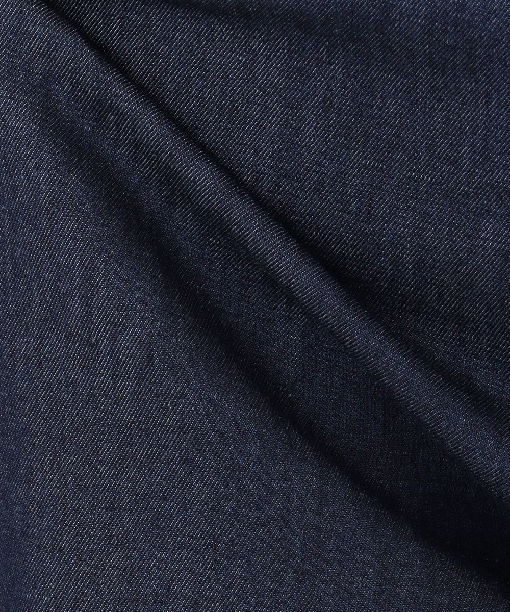 自由区 【WEB限定カラー有】ライトオンスデニム パンツ ネイビー系