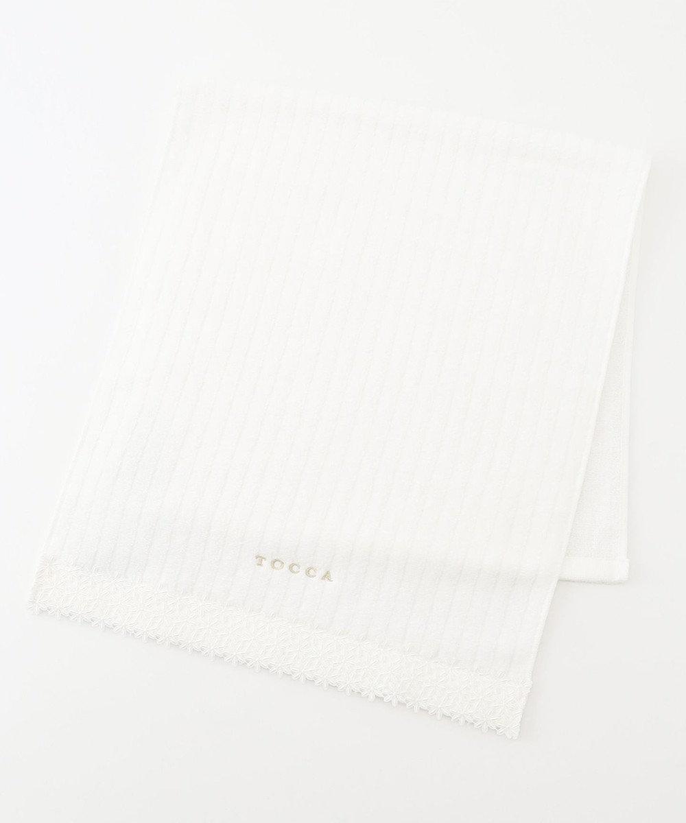 TOCCA 【TOWEL COLLECTION】FATA FACE TOWEL フェイスタオル ホワイト系
