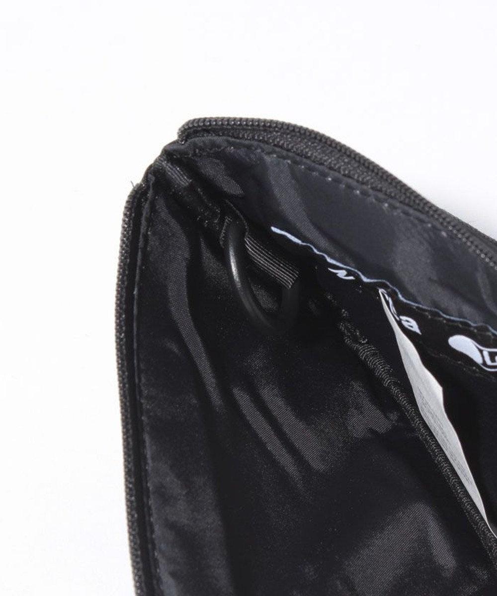 LeSportsac LOUVER TAPE POUCH/ズッカ ブラック ズッカ ブラック