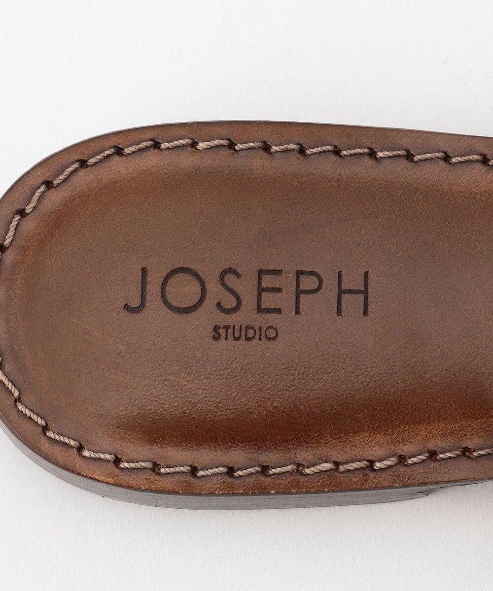 JOSEPH 【JOSEPH STUDIO】コルソローマ フラットサンダル ブラウン系