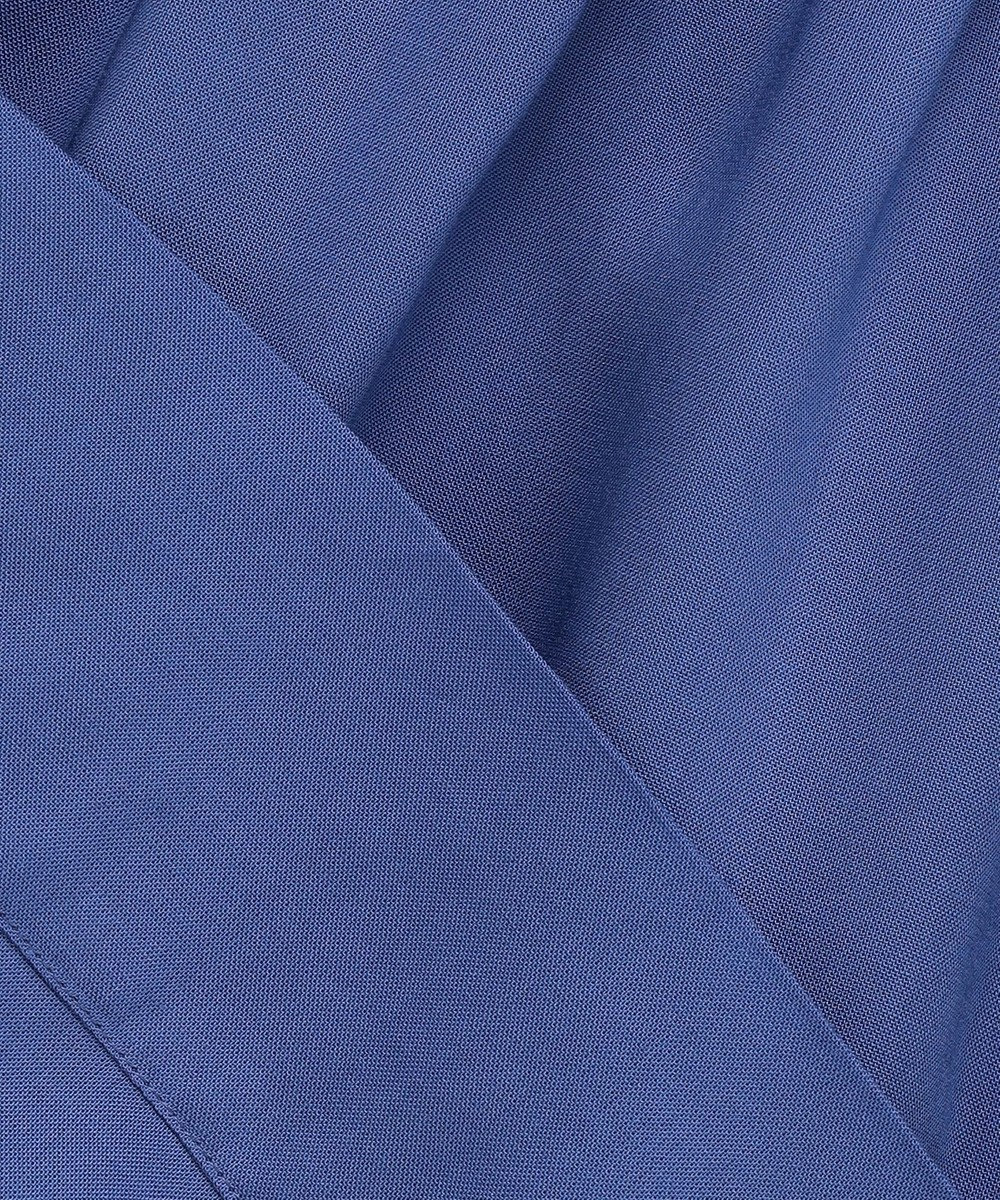 23区 S 【マガジン掲載】ALBINIフレアスリーブ ブラウス(番号2M23) ブルー系