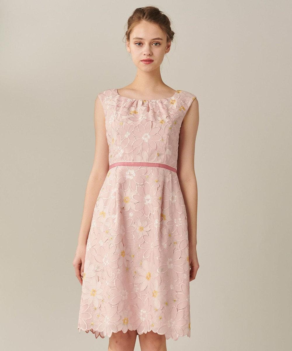 TOCCA 【洗える!】MATRICARIA ドレス ピンク系7