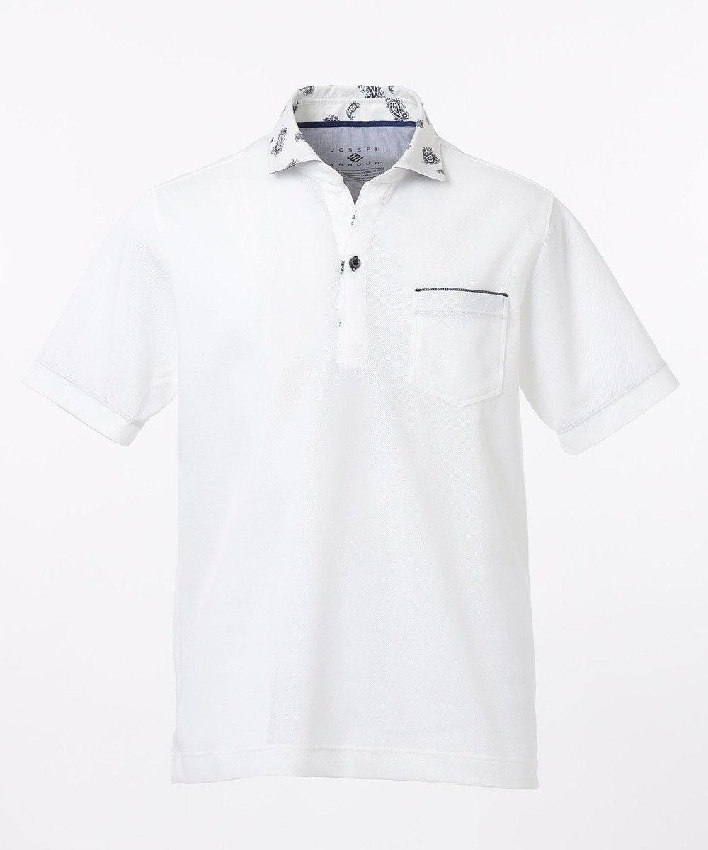 JOSEPH ABBOUD OGクールダディ ポロシャツ ホワイト系5