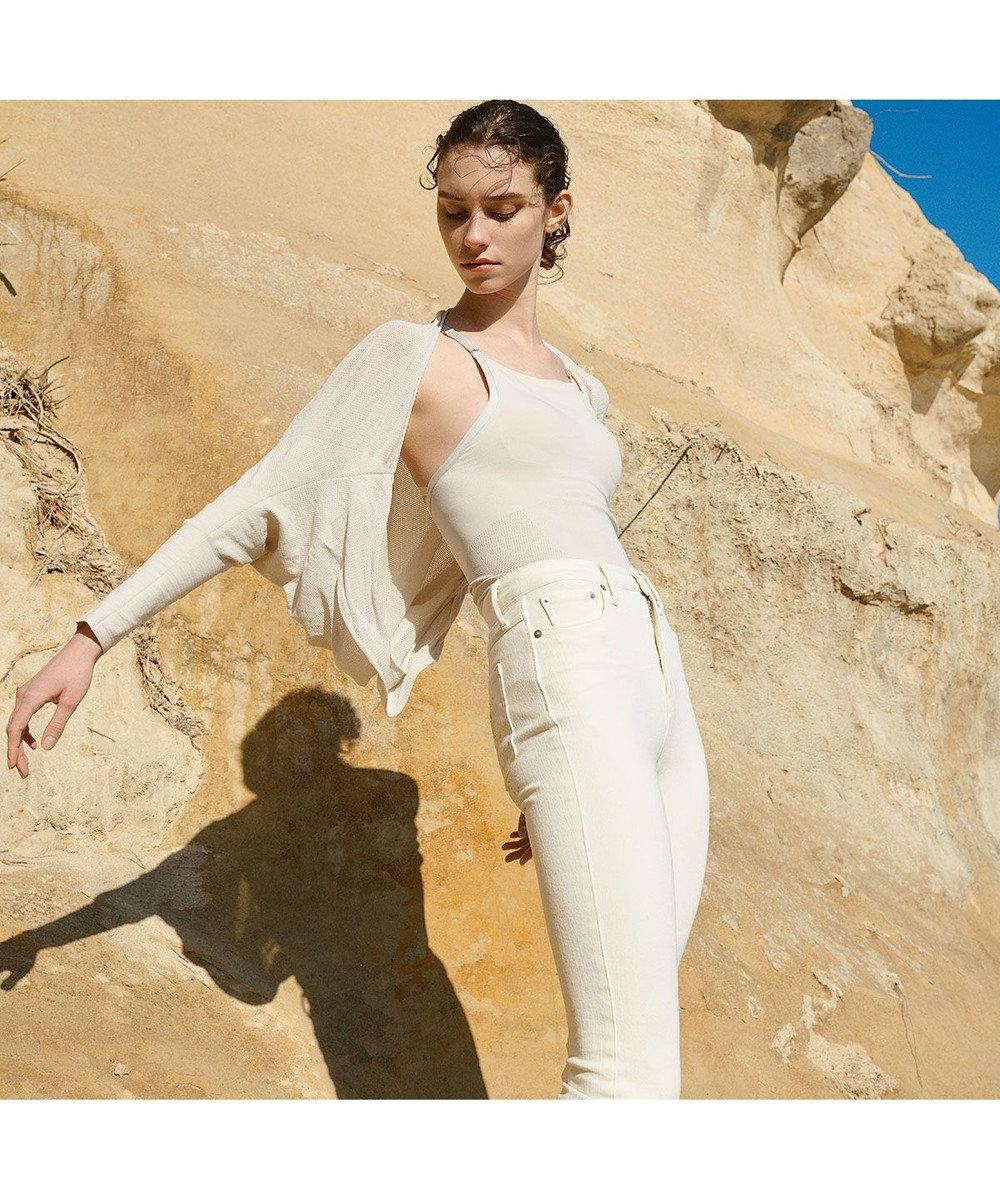 Chacott 新色・新サイズ登場!Ballet Skinny【バレエスキニー】 オフホワイト