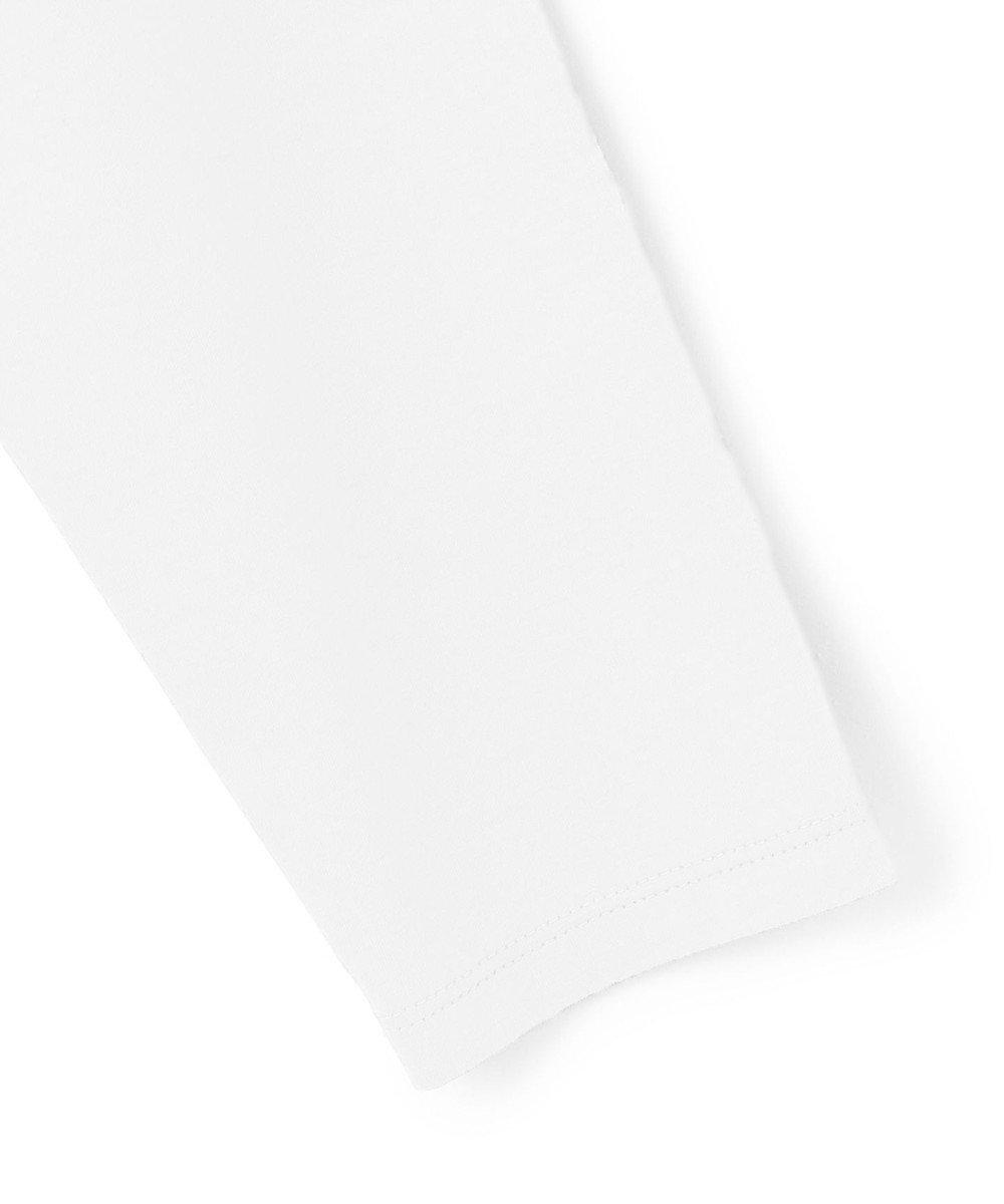 23区 【中村アンさん着用】コットンベアジャージー 長袖 Tシャツ(番号2F67) ホワイト系
