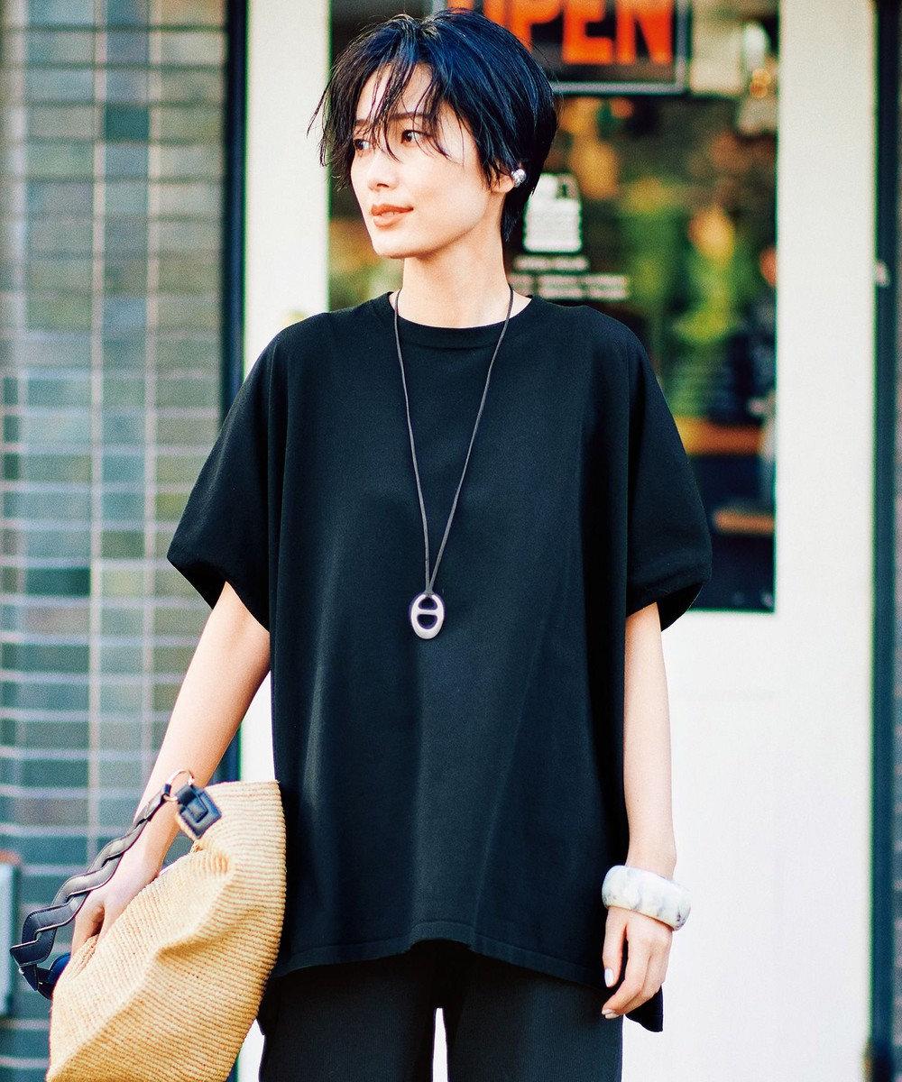 23区 【マガジン掲載】スカーフリング ネックレス(番号E94) シルバー系