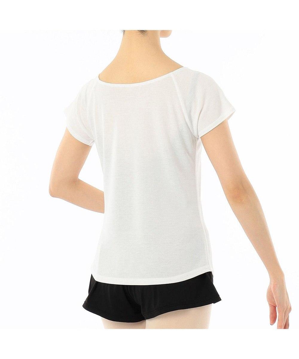 Chacott Tシャツ オフホワイト