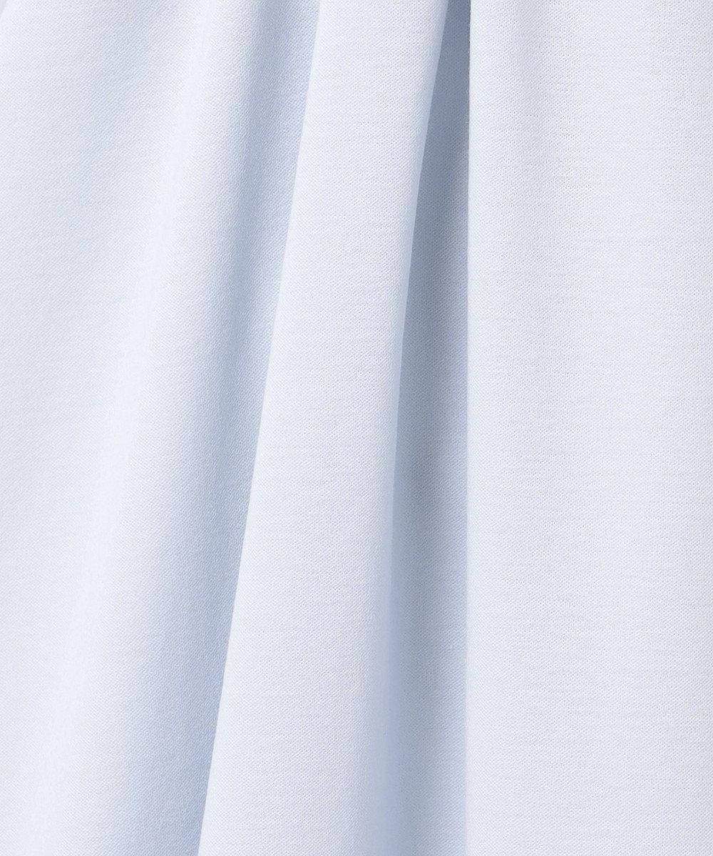 JOSEPH 【JOSEPH STUDIO・WEB限定色あり・洗える】ソフィアコットン バルーンドレス サックスブルー系