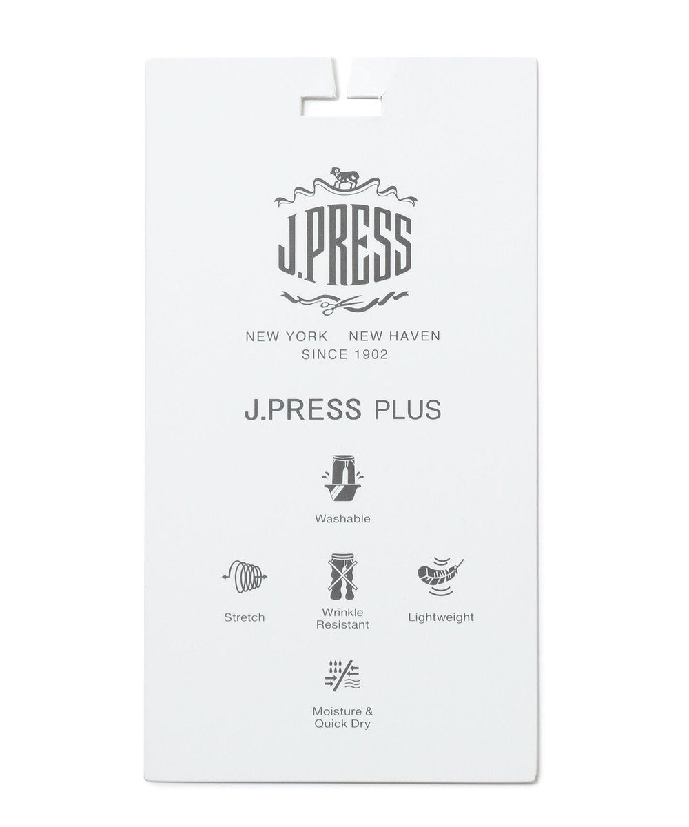 J.PRESS MEN 【J.PRESS PLUS】クールマックスサッカーモバイル ジャケット ネイビー系3