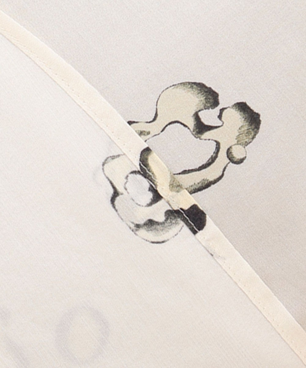 JOSEPH 【JOSEPH STUDIO・洗える】キュビズムプリント ブラウス アイボリー系5