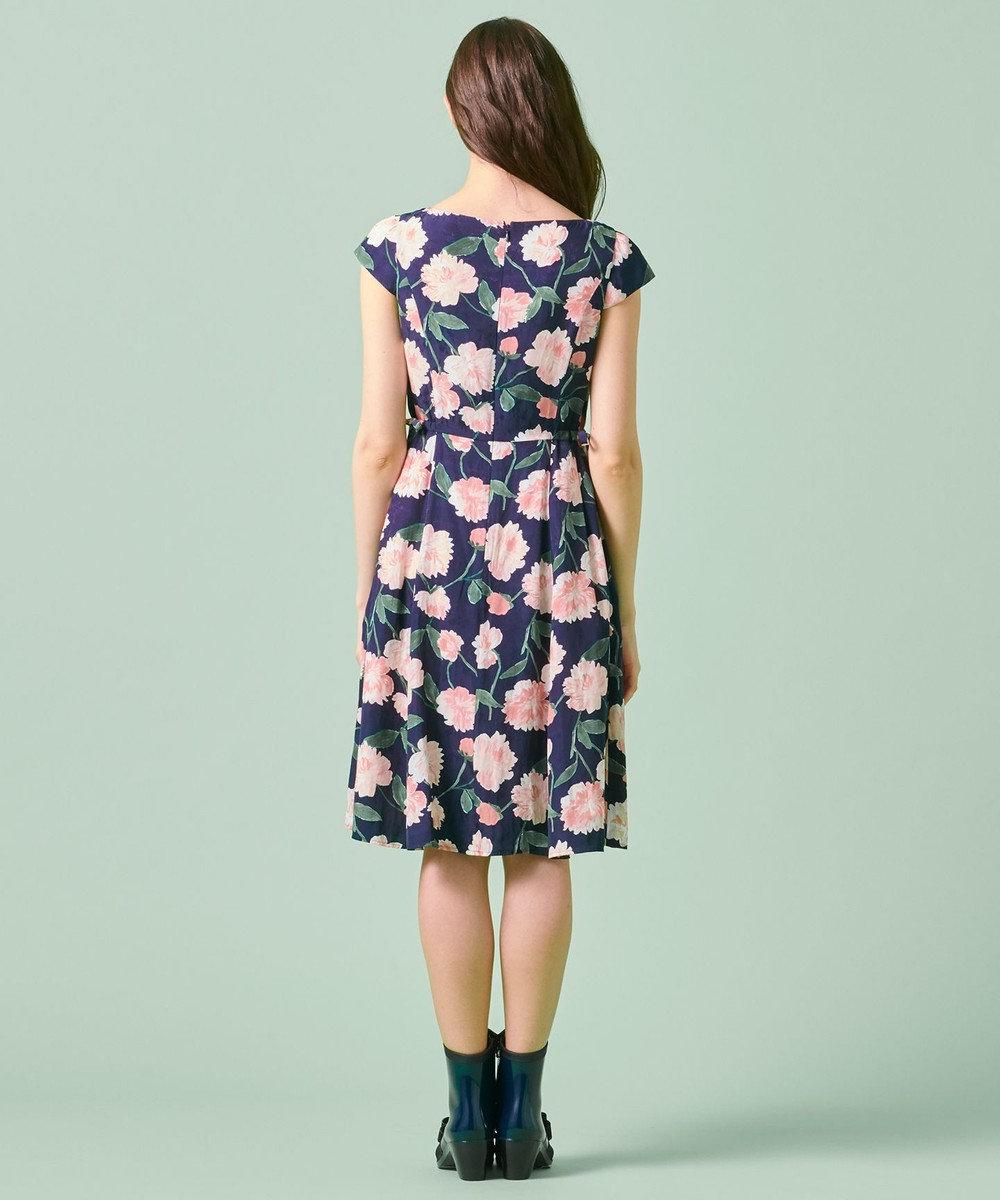 TOCCA 【洗える!】ROSA DRESS ドレス ネイビー系5