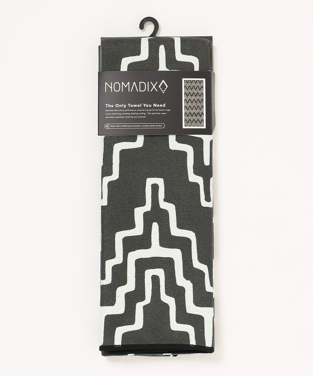 JOSEPH ABBOUD 【SPACE】NOMADIX TOWEL タオル ブラック系6