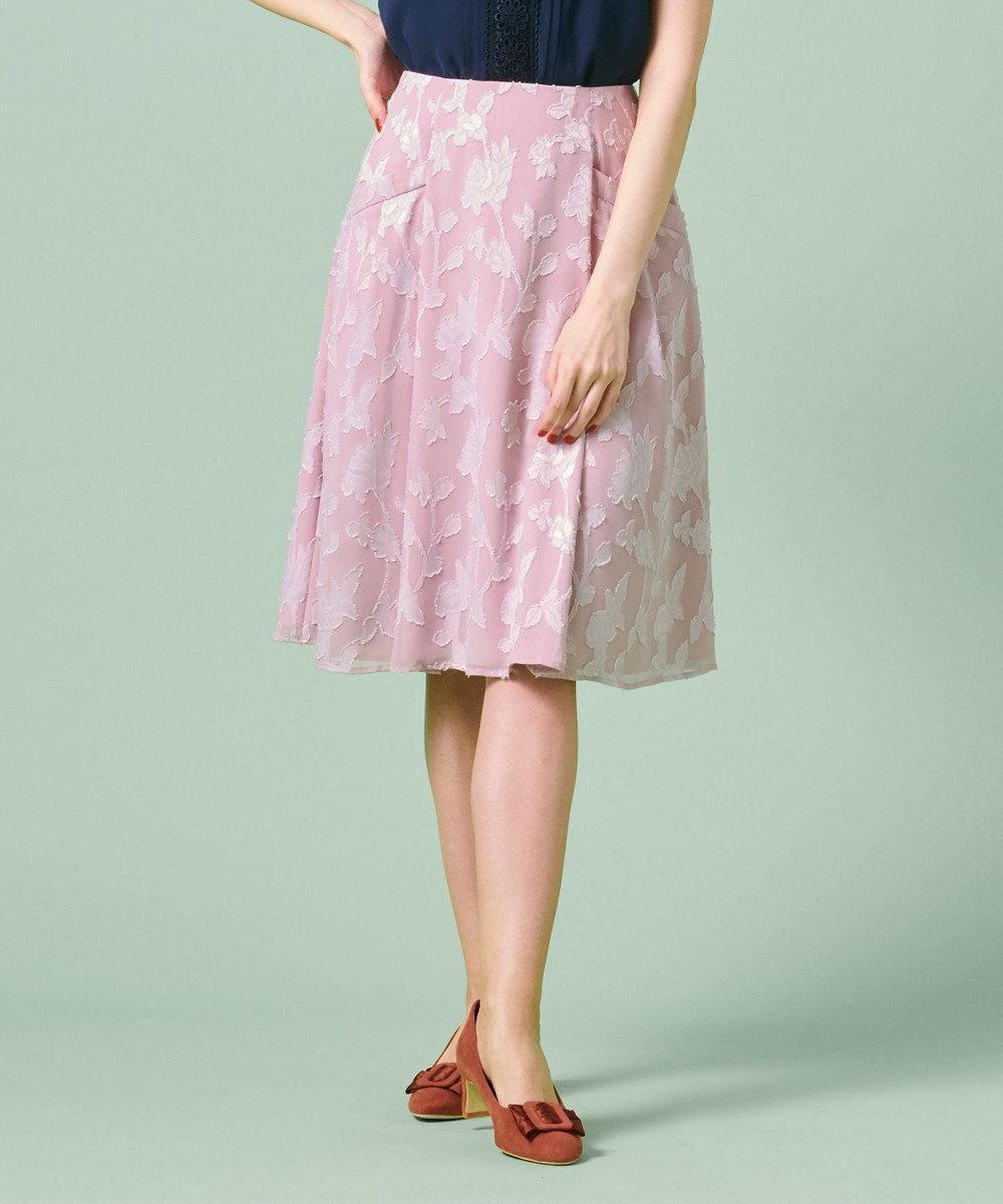 TOCCA 【洗える!】BELINDA SKIRT スカート ピンク系