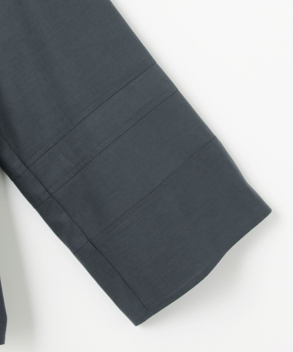 #Newans 【マガジン掲載】ソフトレーヨンセットアップ(番号NF43) ブラック系