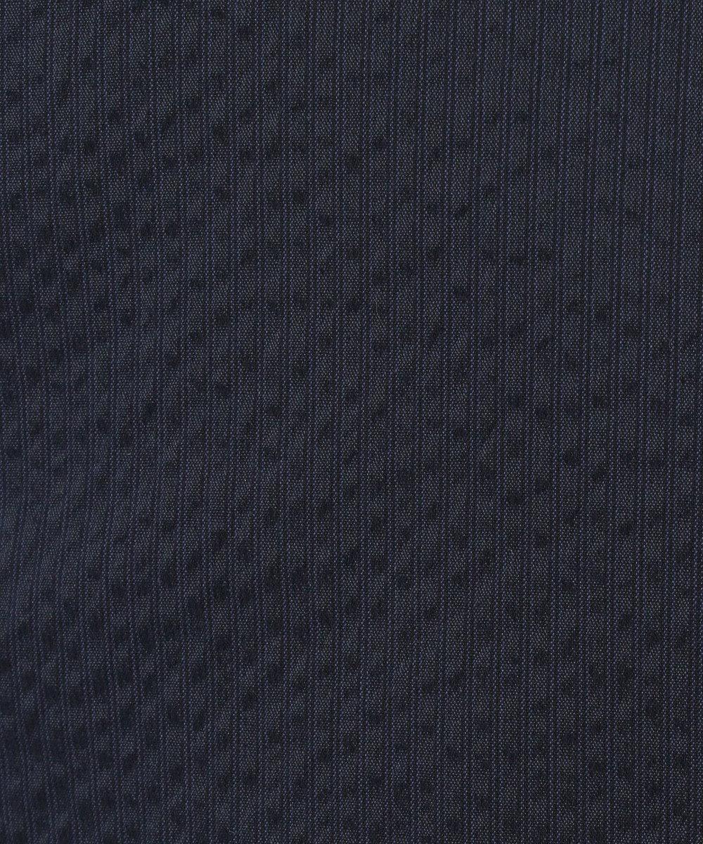 J.PRESS MEN 【J.PRESS PLUS】クールマックスサッカーモバイル ジャケット ネイビー系