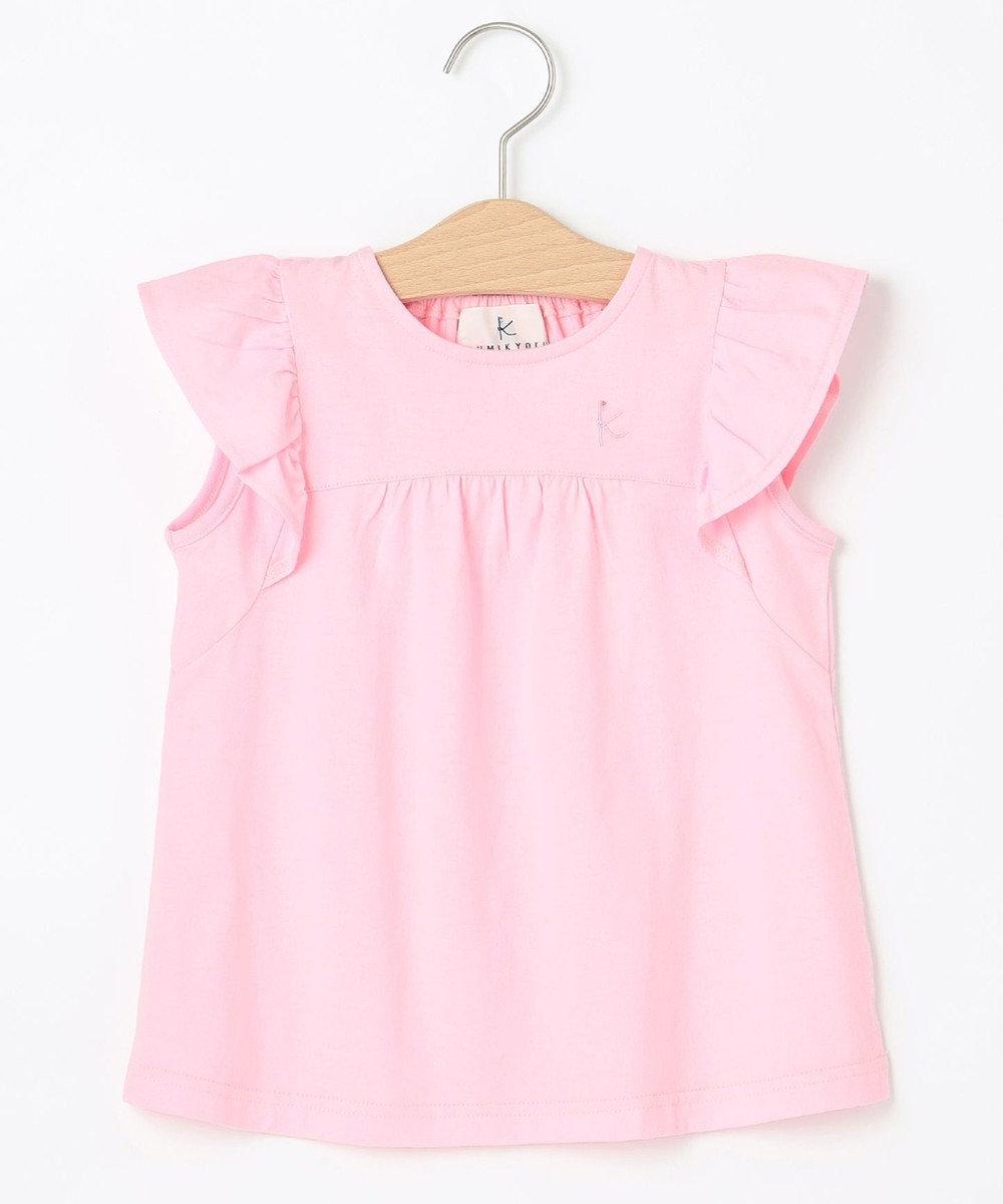 組曲 KIDS 【110-140cm】5DAYS カラーTシャツ ピンク系
