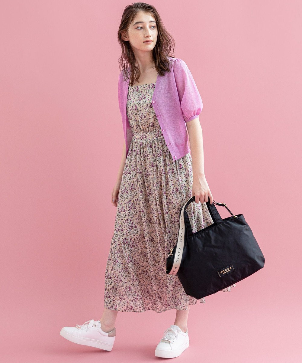 TOCCA CIELO TOTE トートバッグ ブラック系
