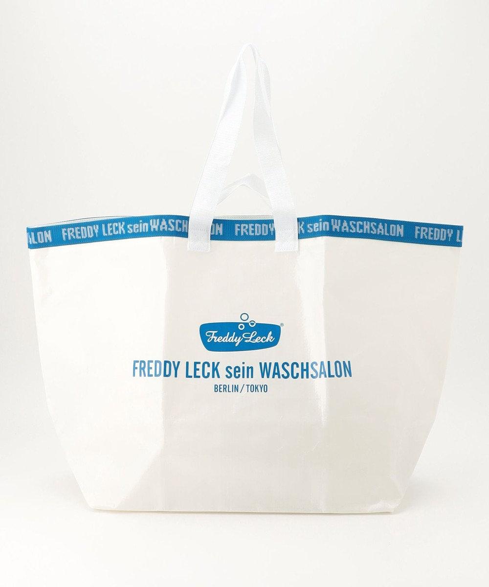 ONWARD CROSSET STORE 【Freddy Leck】LAUNDRY BAG M ホワイト