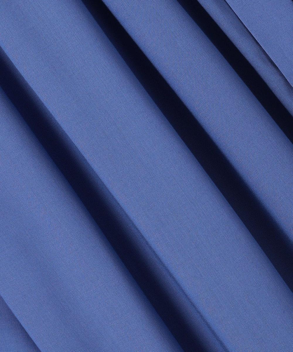 23区 S 【中村アンさん着用】ALBINIリラックスシアー ワンピース(番号2M24) ブルー系
