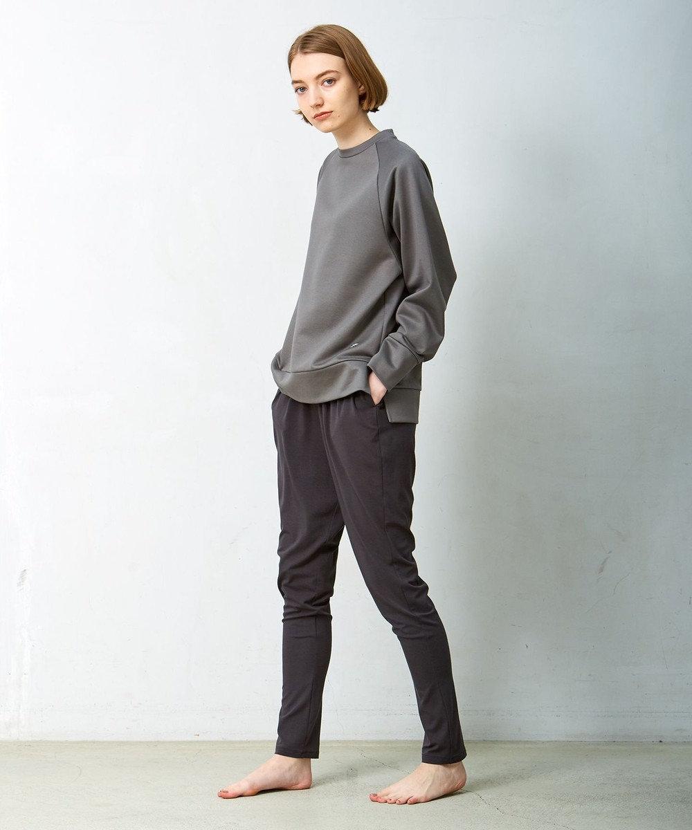 BEIGE, 【完売カラー再入荷】【B,】FREYA / パンツ Slate