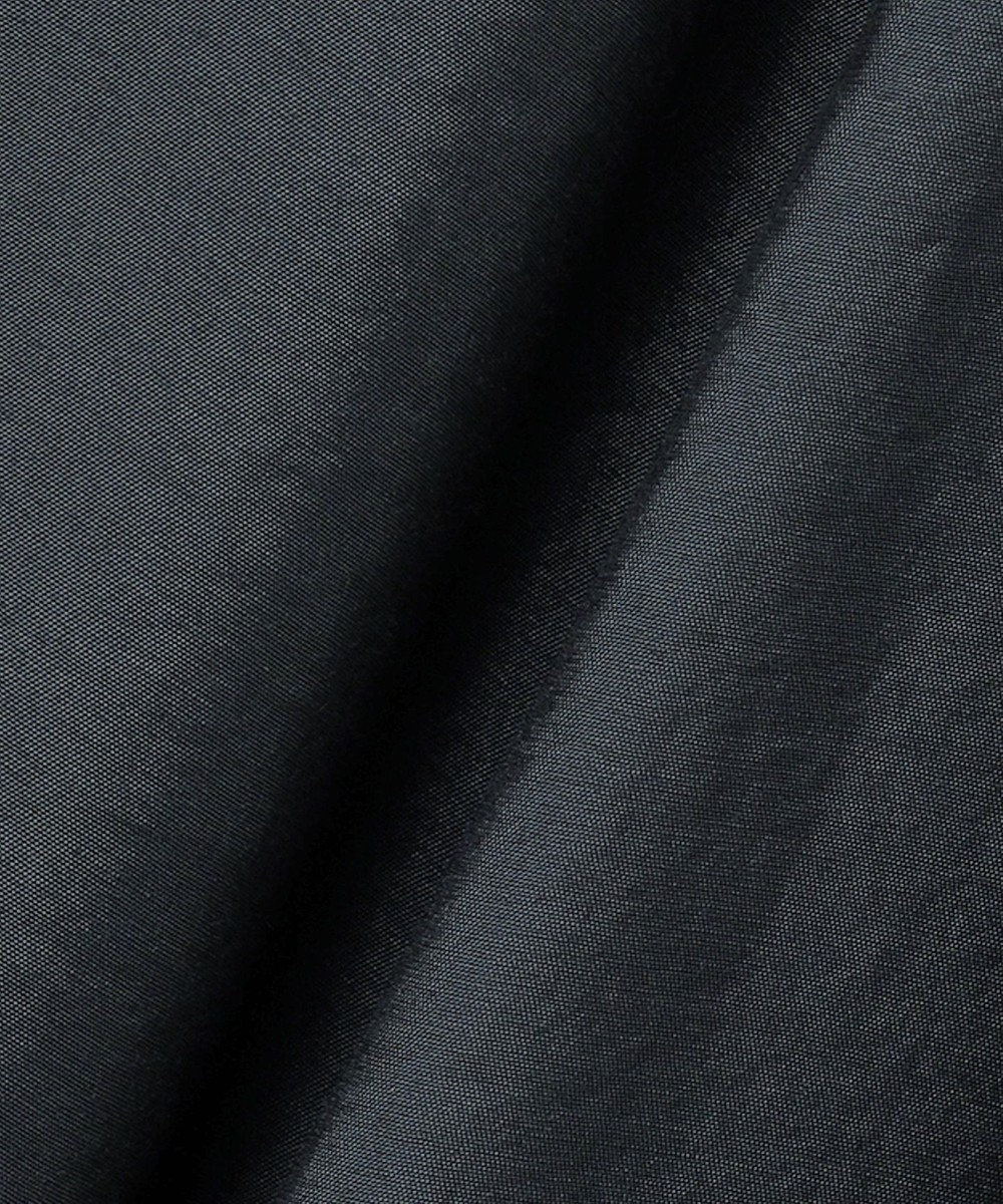 自由区 L 【UNFILO/Sサイズ有】撥水 カラーワンピ―ス ネイビー