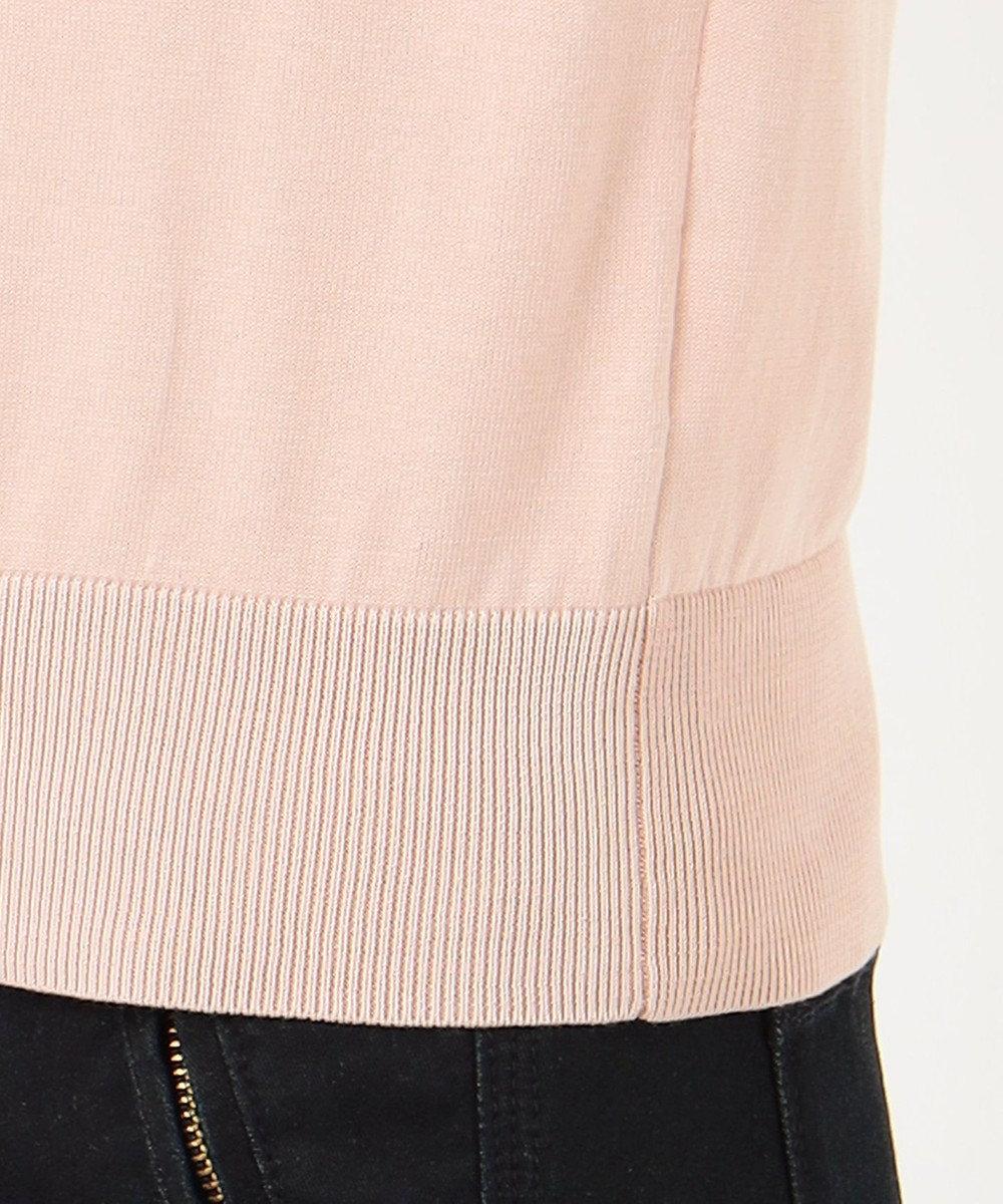 Paul Smith 【洗える】コントラスト インサート プルオーバーニット ピンク系