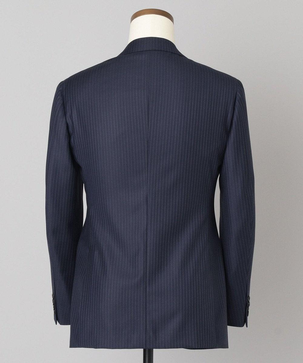 GOTAIRIKU 【Loro Piana】AUSTRALIS Super150's スーツ(※店頭にてパターンメイド受注のみ可能) ネイビー系1