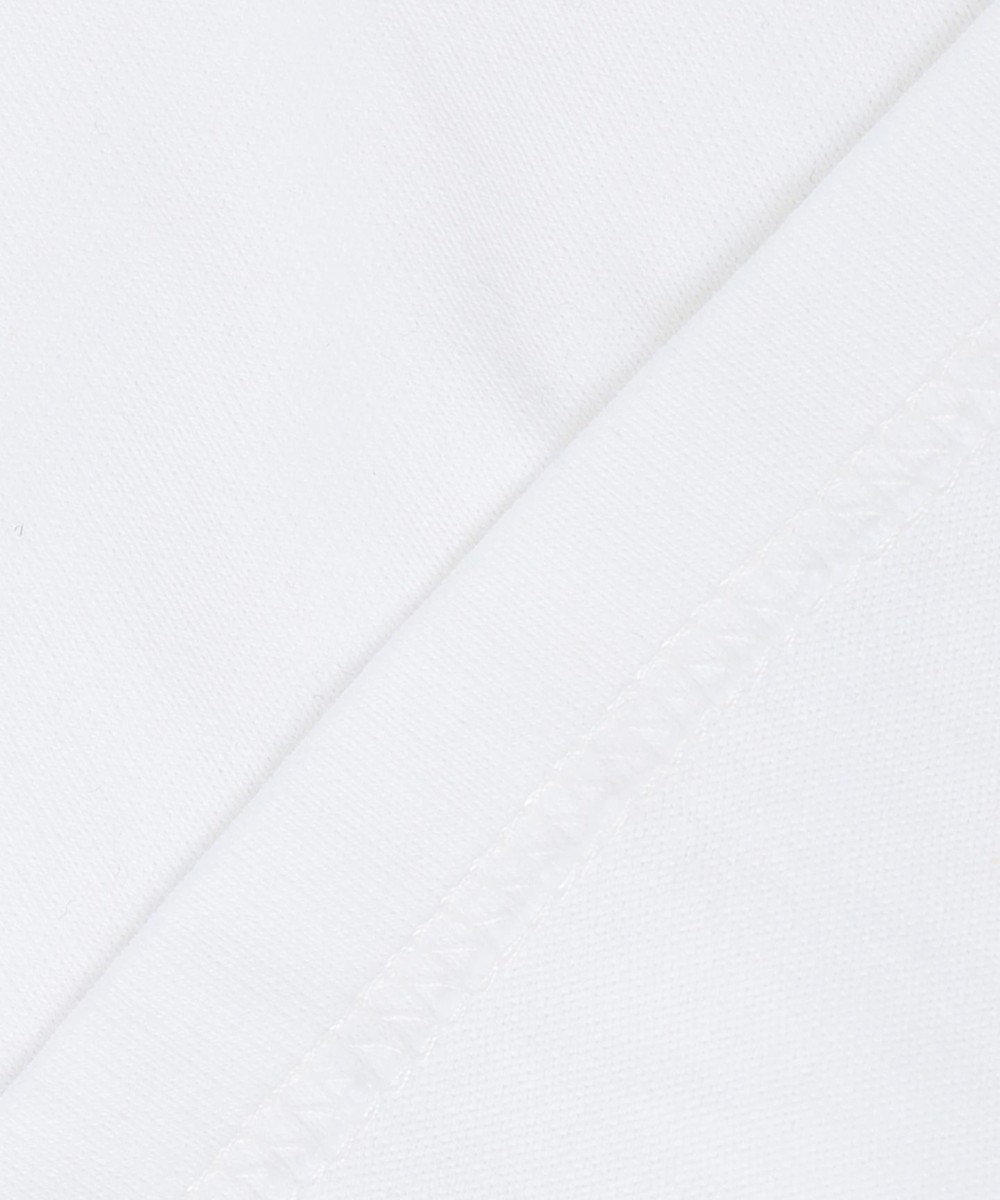 J.PRESS MEN 【J.PRESS×YALE】アスレチッククルーネック Tシャツ ホワイト系