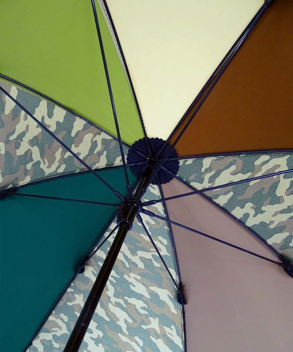 +RING 【プラスリング】【数量限定】UNISEX 雨傘(長)60cm MLT T973 マルチカラー