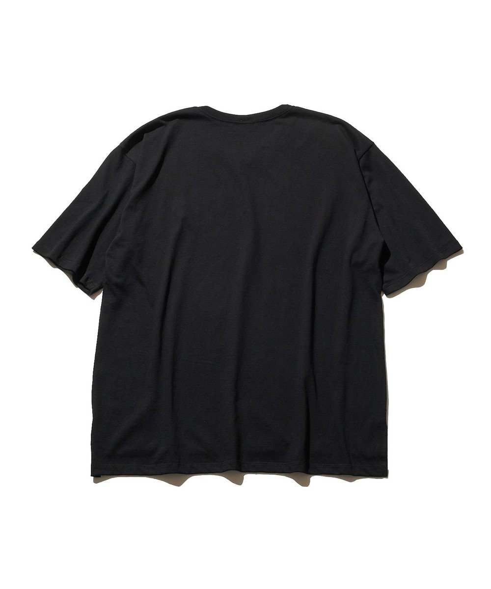 J.PRESS YORK STREET 【UNISEX】 カレッジ Tシャツ ブラック系