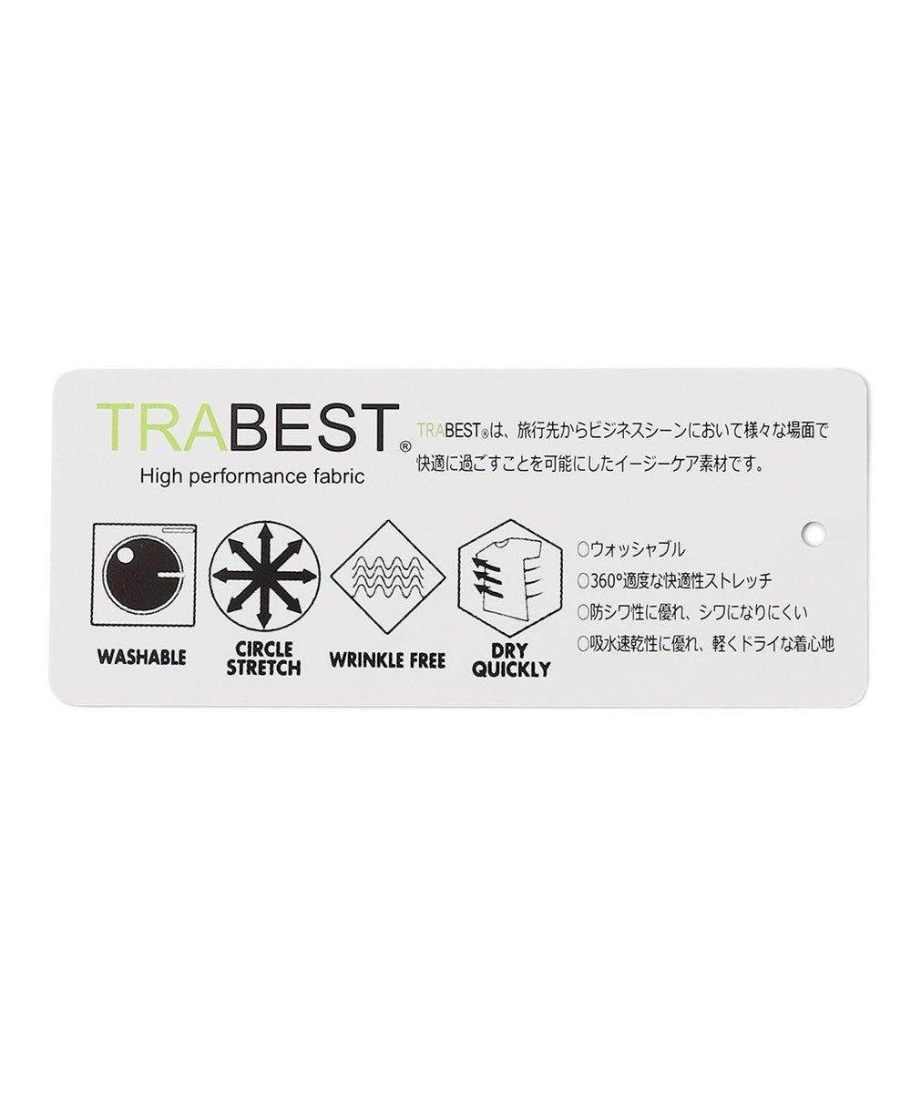 GOTAIRIKU 【オンワードクローゼット限定】ウールライクセットアップ パンツ グレー系8