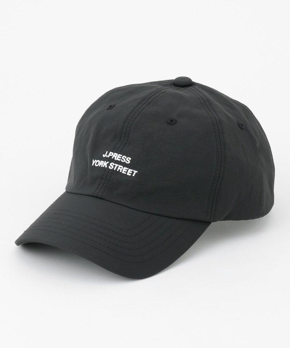 J.PRESS YORK STREET 【UNISEX】ロゴ刺繍キャップ グレー系