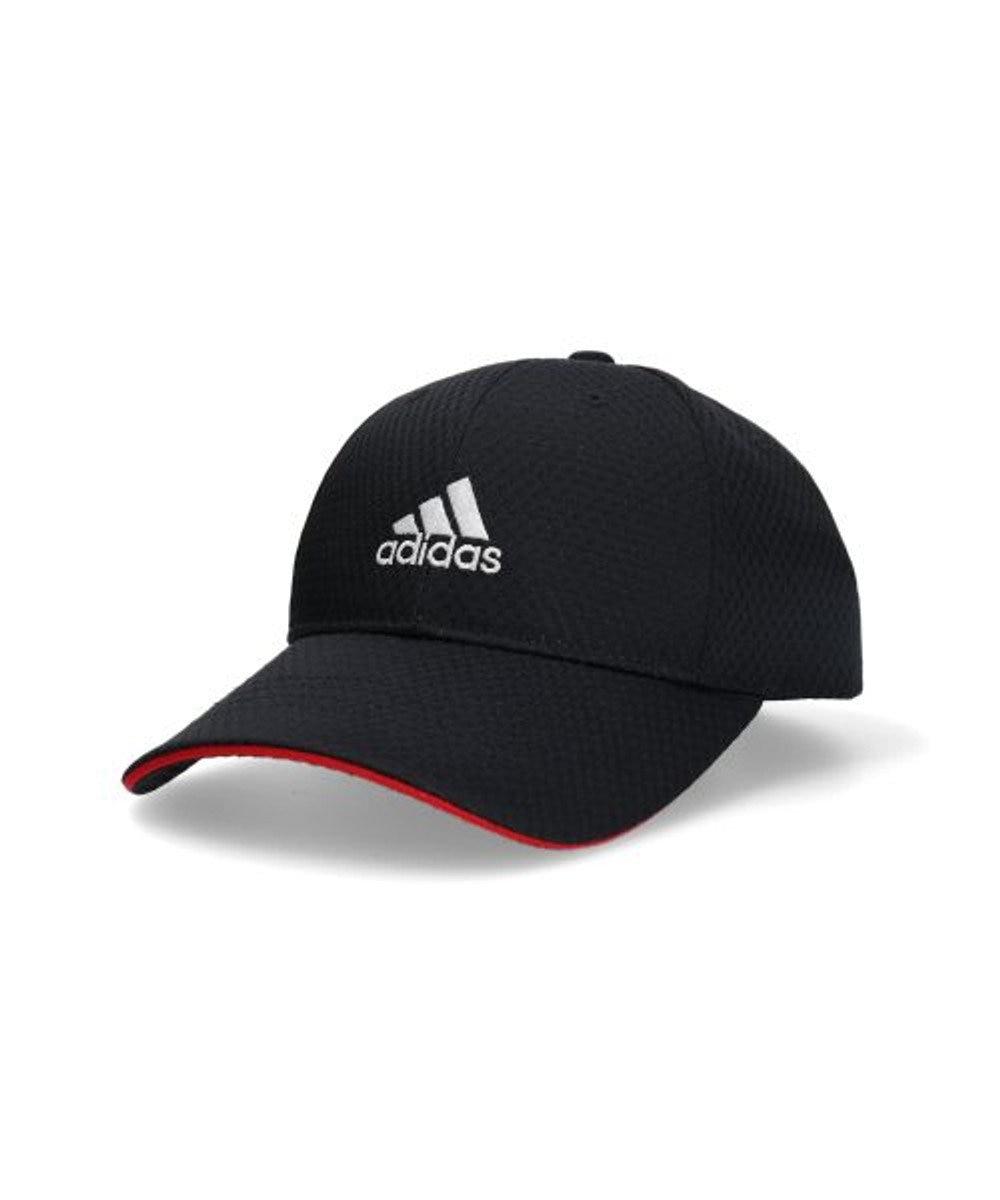 Hat Homes 【adidas/アディダス】メッシュ キャップ TK-04 ブラック