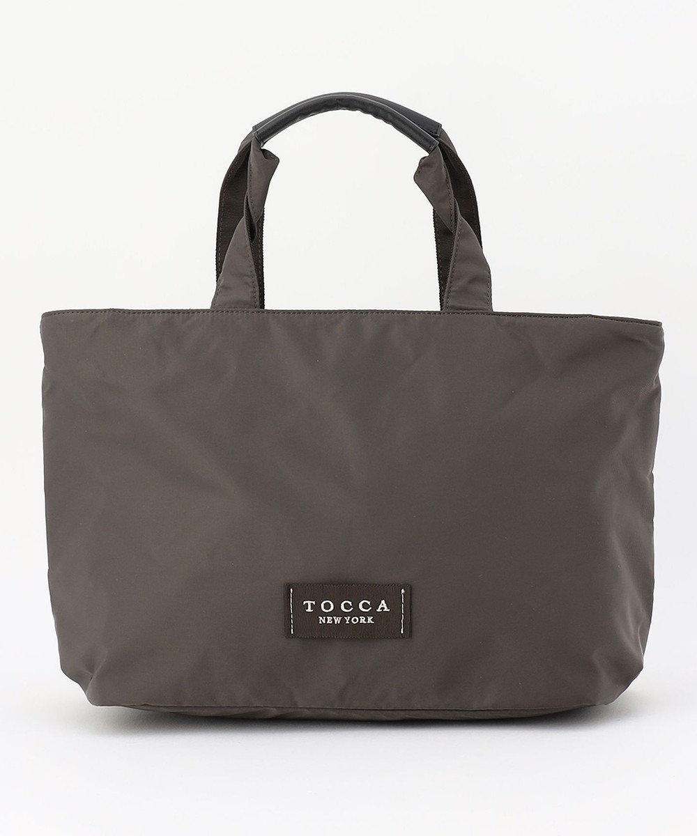 TOCCA CIELO TOTE トートバッグ カーキ系