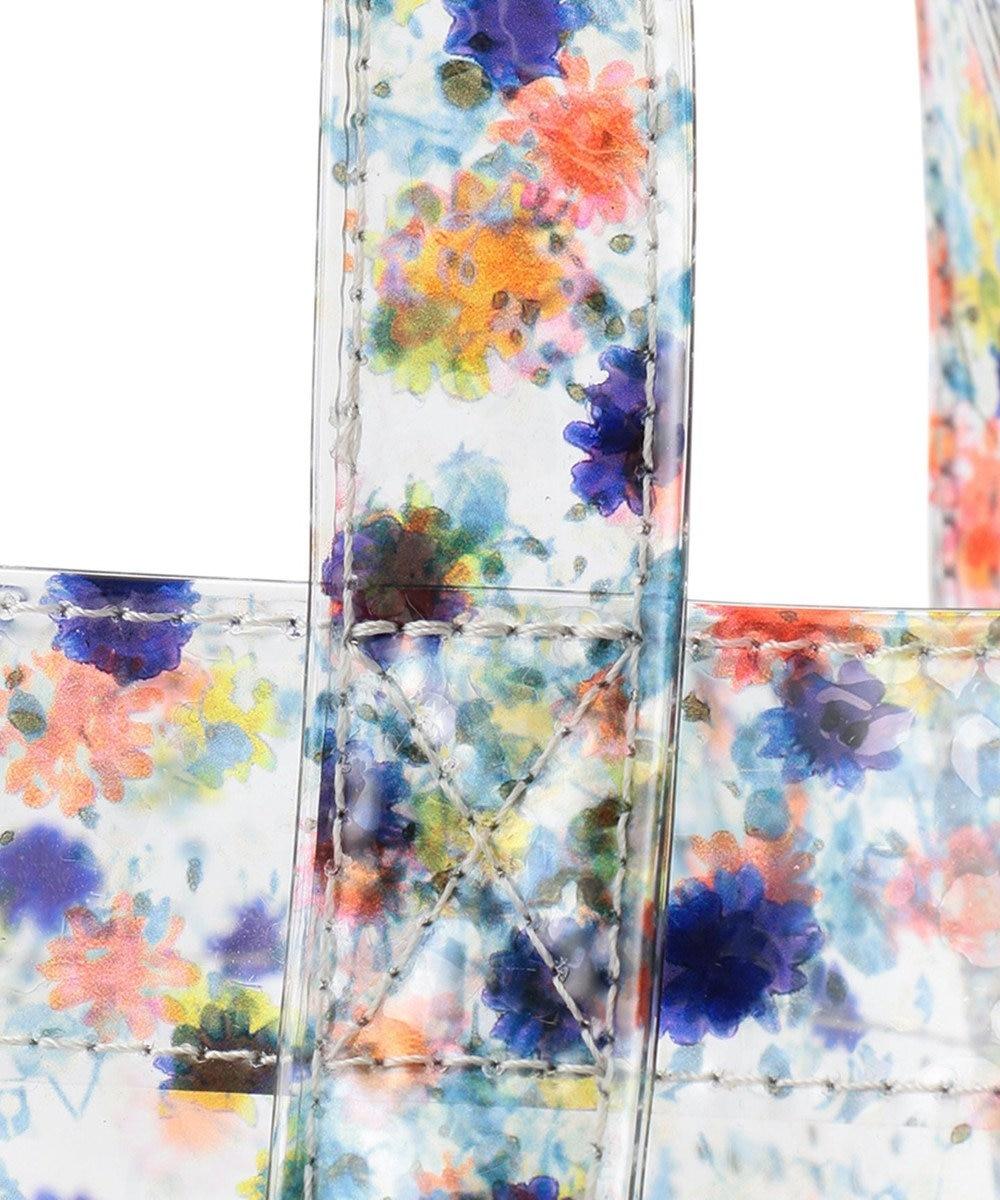 ANEVER 【SEDUM】PVC トート ホワイト系