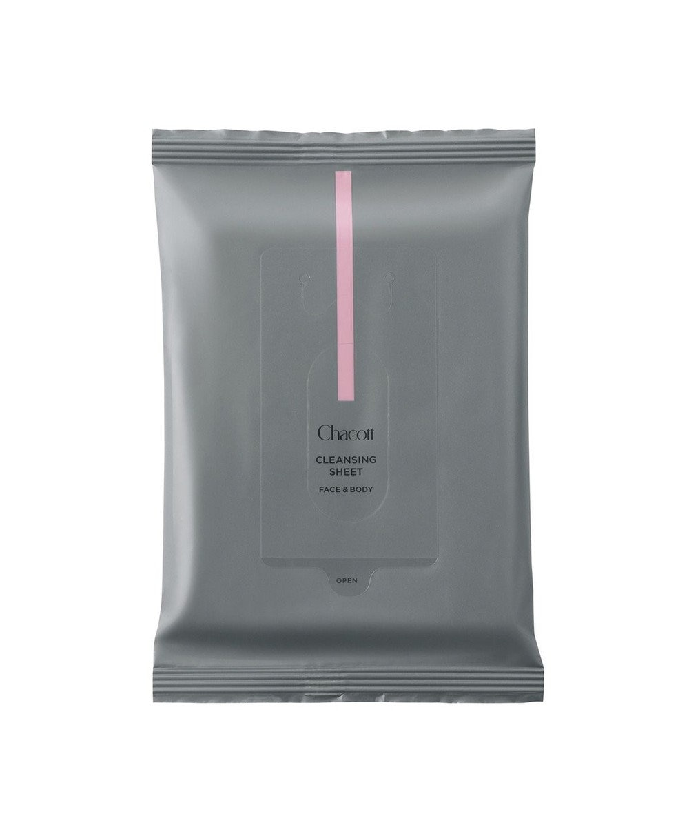 Chacott Cosmetics クレンジングシート -