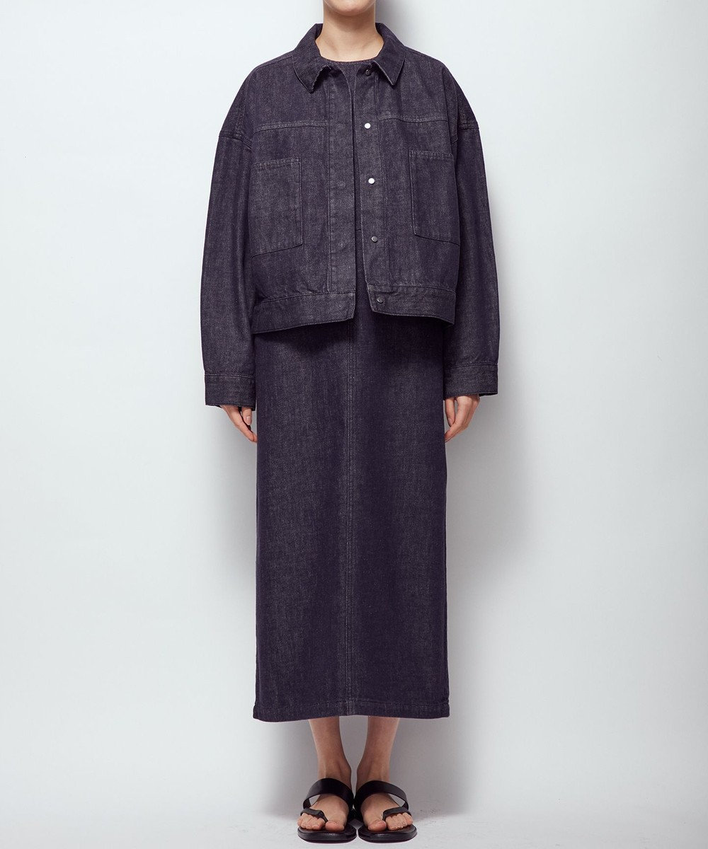 uncrave 【追加販売】デニム ジャケット インディゴ