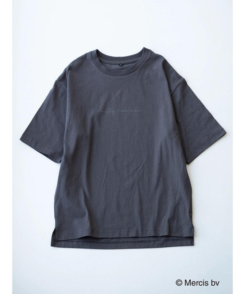 koe miffy&melanie tshirts Charcoal Gray