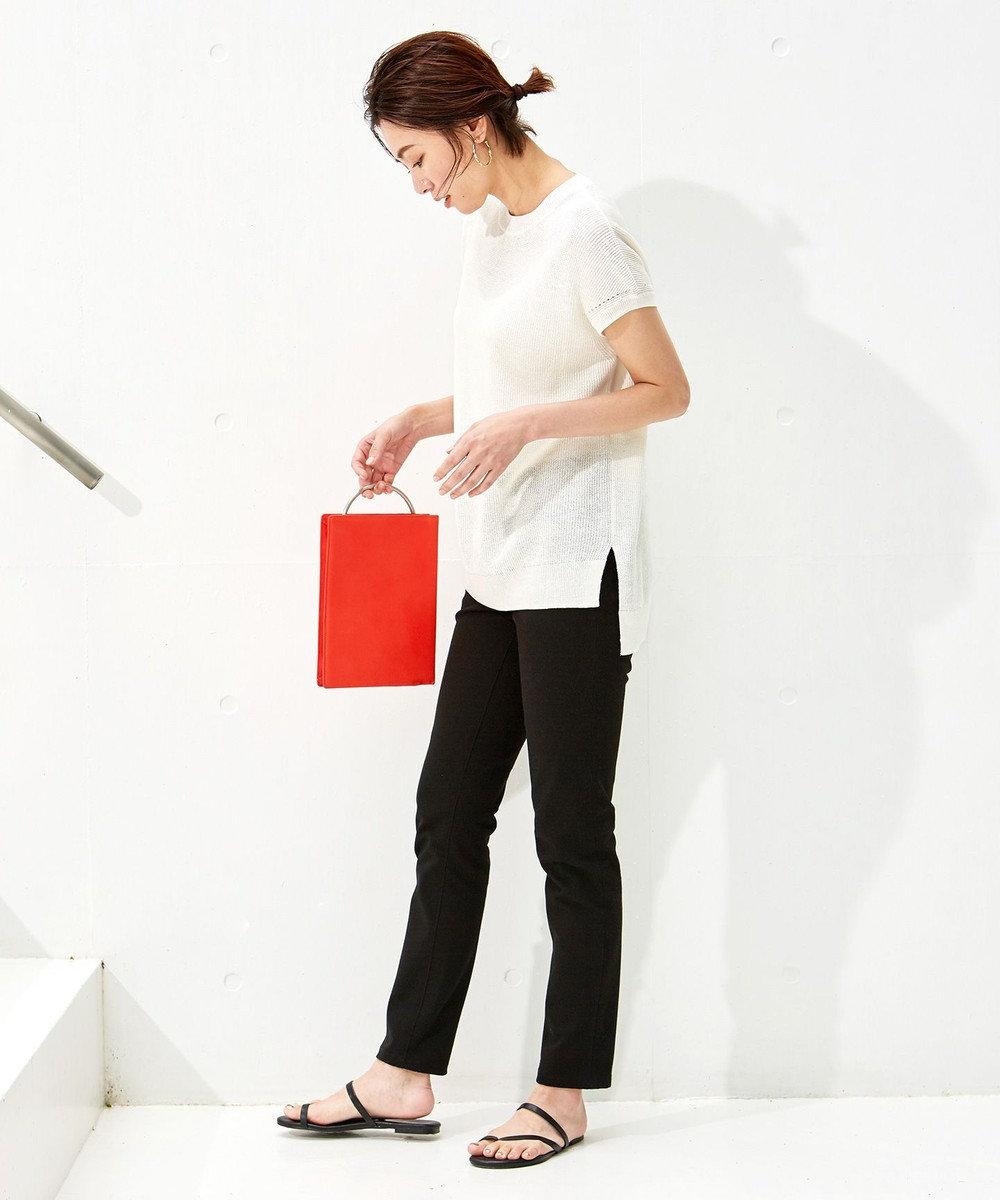 ICB 【マガジン掲載】Skinny パンツ(番号CD22) ブラック系