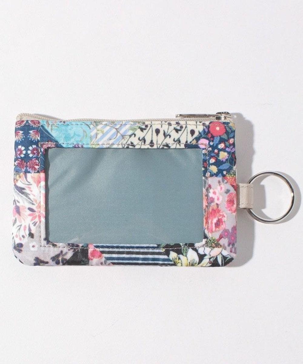 LeSportsac ID CARD CASE/メモリー フローラル キルト メモリー フローラル キルト