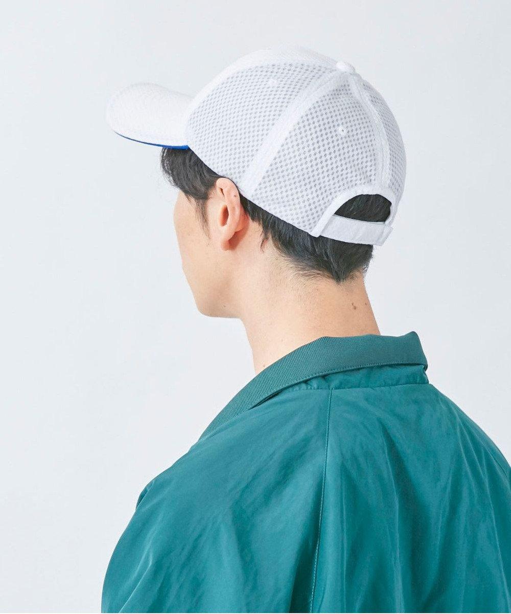 Hat Homes 【adidas/アディダス】メッシュ キャップ TK-04 ホワイト