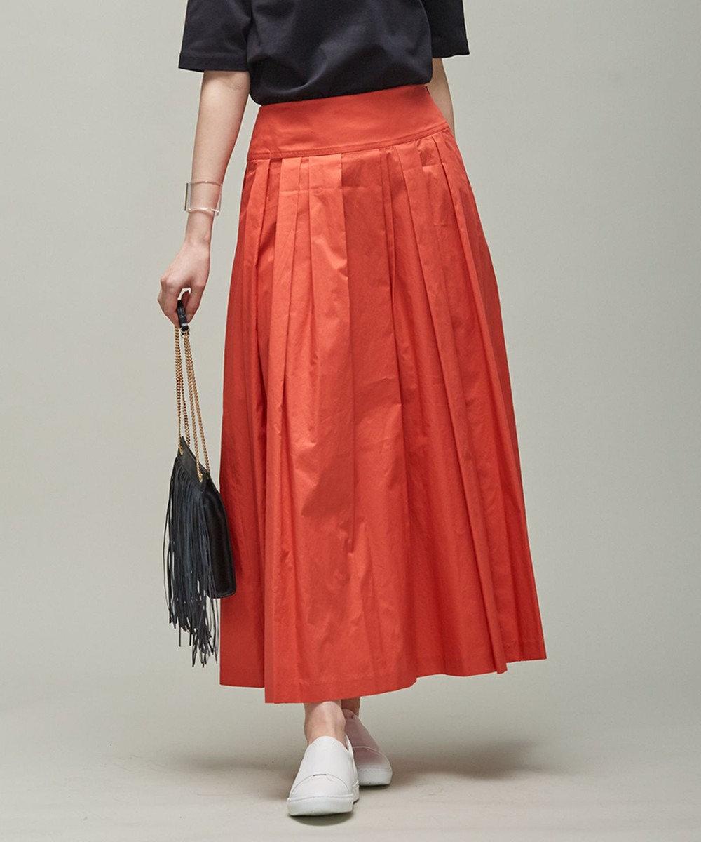 ICB 【マガジン掲載】 Sundial スカート(番号CH28) ライトオレンジ系