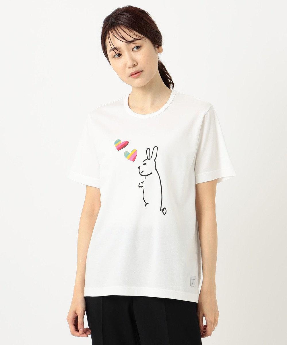 Paul Smith 【LOUNGEWEAR】アートTシャツ ホワイト系7